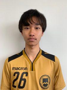 選手:浅田 琉星の画像